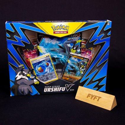 Pokémon: Rapid Strike - Urshifu V Box