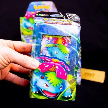 Pokémon: V Battle Deck - Venusaur V (Nintendo)
