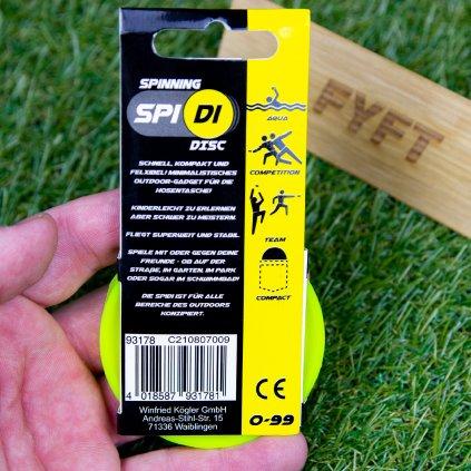 ZipChip (kickstarter frisbee do kapsy)