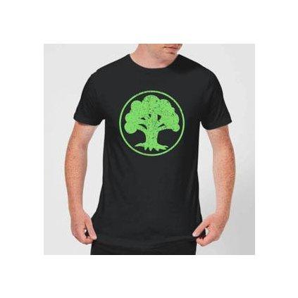 Triko Magic the Gathering - Mana green