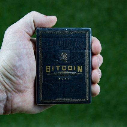 Bitcoin Playing Cards - Black Edition (Patrick Kun)