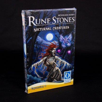 Rune Stones - Nocturnal Creatures EN/DE/FR/NL (Queen Games)