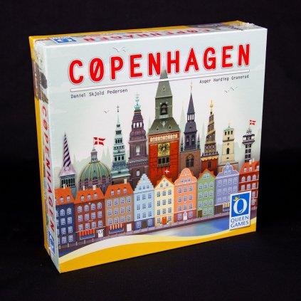 Copenhagen - EN/FR/NL/DE (Queen Games)