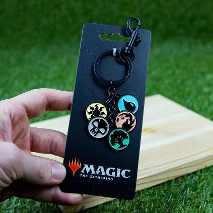 Přívěšek na klíče Magic - kovová klíčenka (Difuzed)