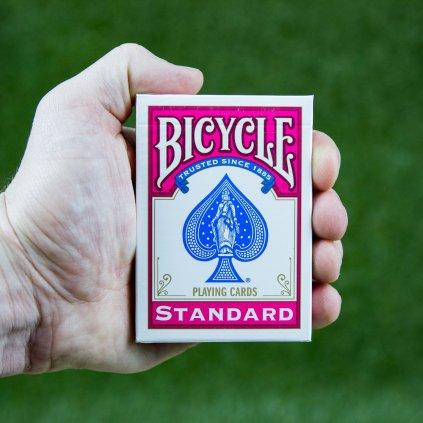 Barevné Bicycle karty (USPCC)