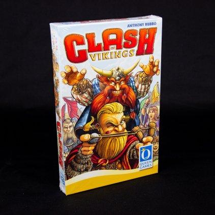 Clash of Vikings - EN/DE (Queen Games)