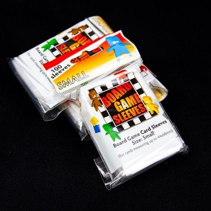 Arcane Tinmen European Small (44 x 68 mm, 100ks) - obaly na karty