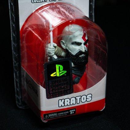 Kratos - God of War (Neca) - scalers postavička