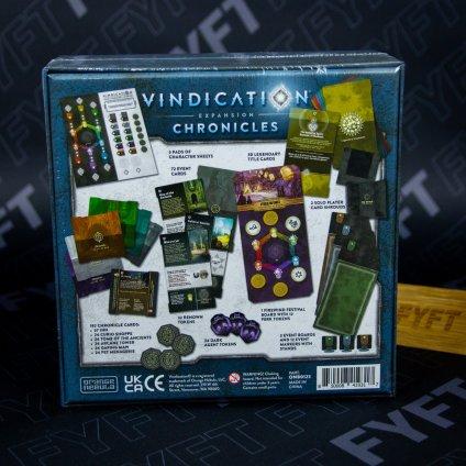 vindication ultimate bundle plus villages and hamlets gameplay all in green tier pledge kickstarter pre order special kickstarter board game orange nebula games 25624834605208