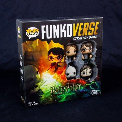 Funkoverse: Harry Potter Base Set - EN (Funko)