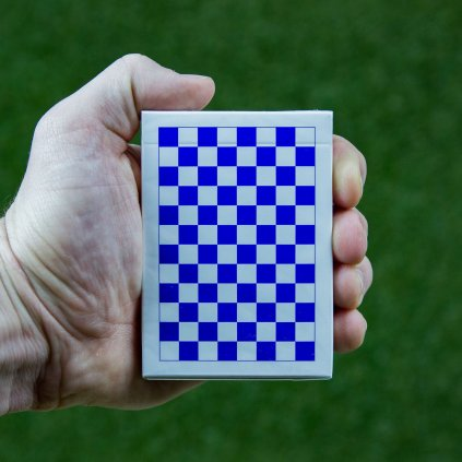 Forever Checkerboard Blue (Anyone)