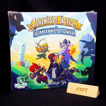 Adventure Tactics: Domianne's Tower - EN (Letiman Games)