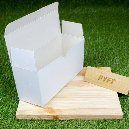 Papírová krabička na 12 balíčků karet - deck box