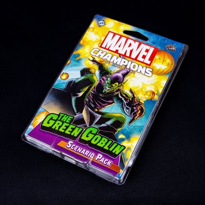 Marvel Champions: The Green Goblin Scenario Pack - EN (FFG)