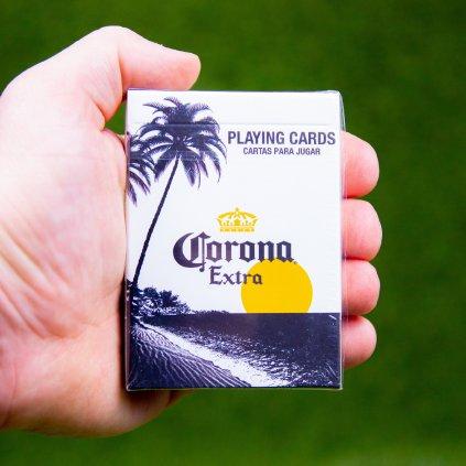 Corona extra (US Playing Cards)