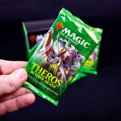 Theros Beyond Death MTG collector booster (Magic: The Gathering)