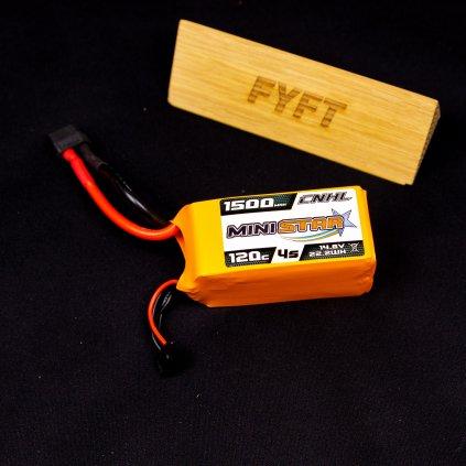 Ministar 1500mAh 4S baterie (CNHL)