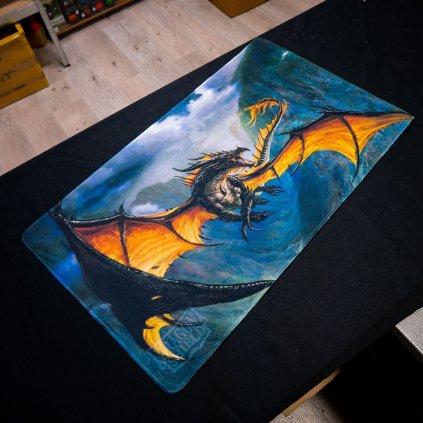 MTG podložka - playmat Amina (Dragon Shield)