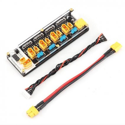 HGLRC THOR LIPO BATTERY BALANCE CHARGER BOARD PRO 40A 2