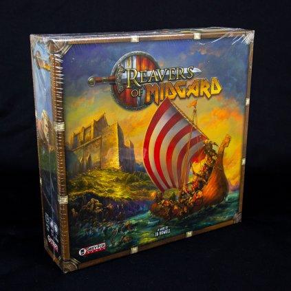 Reavers of Midgard - EN (Grey Fox Games)