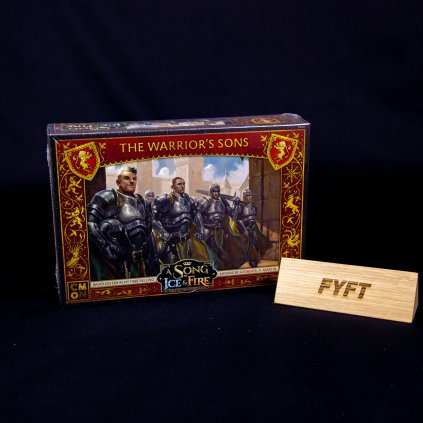A Song Of Ice And Fire: Lannister Warrior's Sons - EN (CMON)