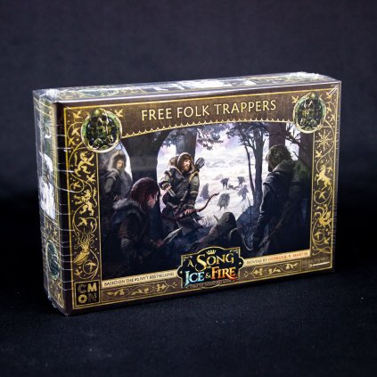 A Song Of Ice And Fire: Free Folk Trappers - EN (CMON)
