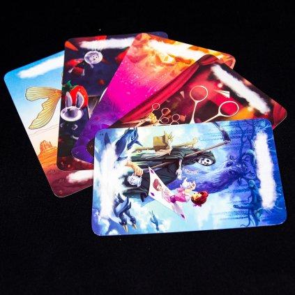 Když sním: bonusové karty (Repos Production)