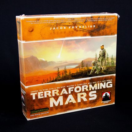 Terraforming Mars - EN (Stronghold Games)