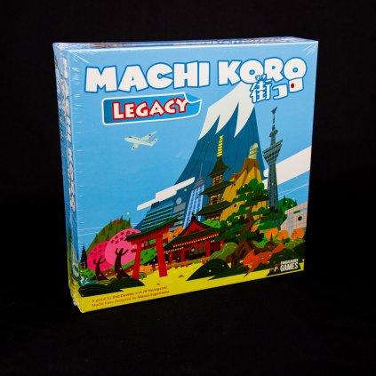 Machi Koro: Legacy - EN (Pandasaurus Games)