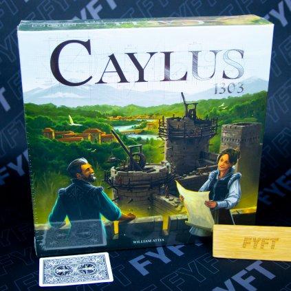 Caylus 1303 - EN (Space Cowboys)