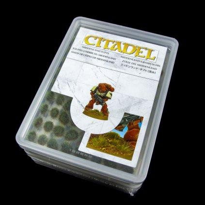 Citadel Middenland Tufts - umělá tráva na miniatury