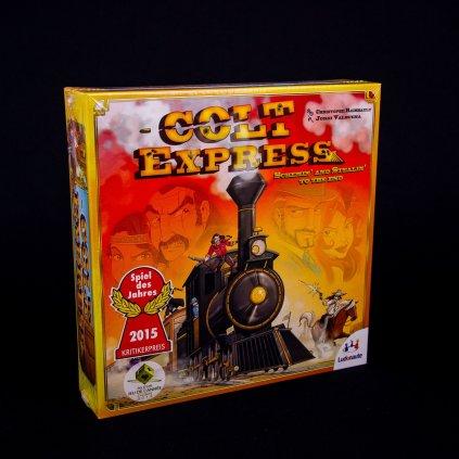 Colt Express - EN (Ludonaute)