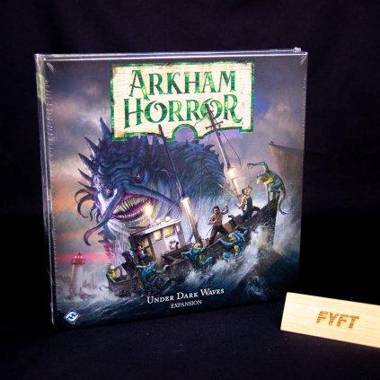 Arkham horror (3rd edition): Under Dark Waves - EN (FFG)