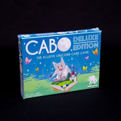 Cabo Deluxe Edition - EN (Bezier Games)