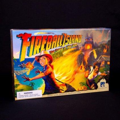 Fireball Island - The Curse of Vul Kar - EN (Restoration Games)