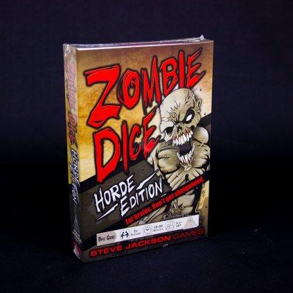 Zombie Dice Horde Edition - EN (Steve Jackson Games)