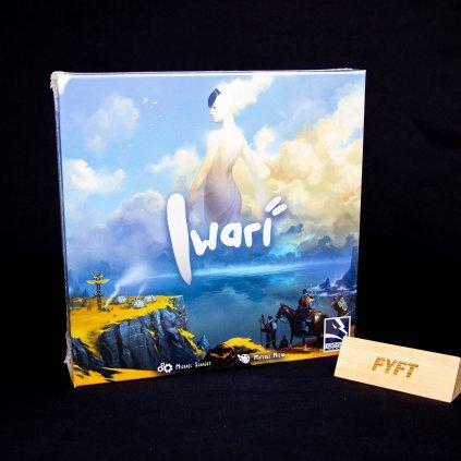 Iwari - EN (Lucky Duck Games)