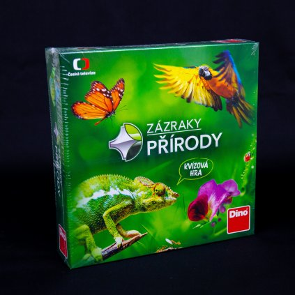 Zázraky přírody (Dino Toys)