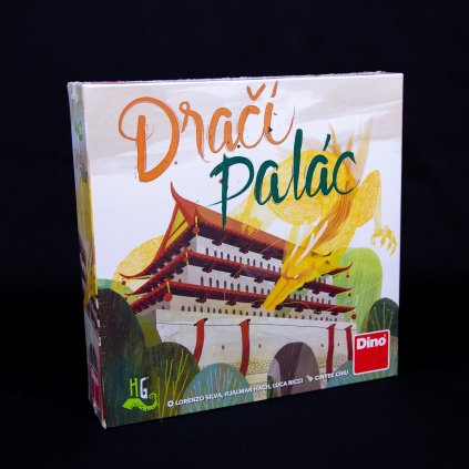 Dračí palác (Dino Toys)