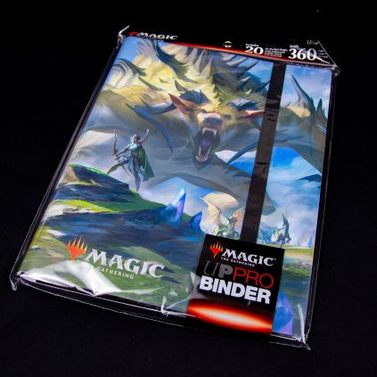 UP - 9-Pocket Pro-Binder - Magic: The Gathering Ikoria: Lair of Behemoths