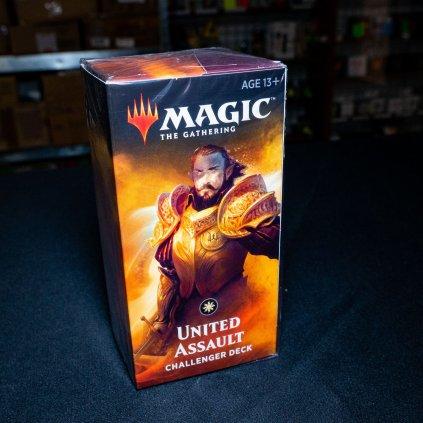 United Assault Challenger deck 2019 MTG (Magic: The Gathering)