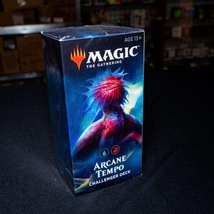 Arcane Tempo Challenger deck 2019 MTG (Magic: The Gathering)