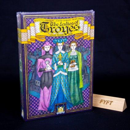 Ladies of Troyes - EN (Pearl Games)