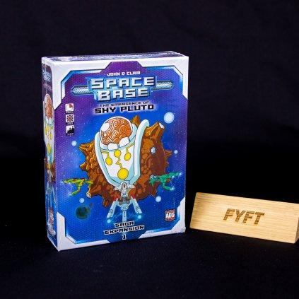 Space Base: The Emergence of Shy Pluto - EN (AEG)