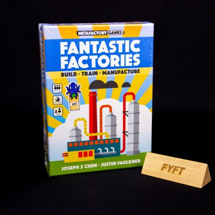 Fantastic Factories - EN (Greater Than Games)