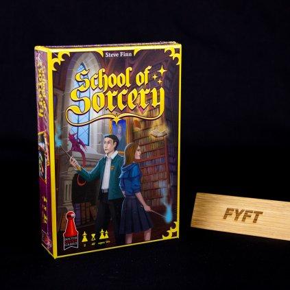 School of Sorcery - EN (Dr. Finn's Games)