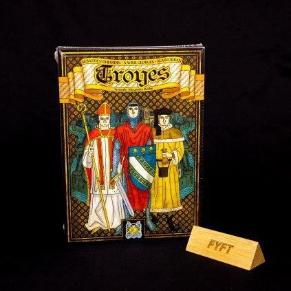 Troyes - EN (Pearl Games)