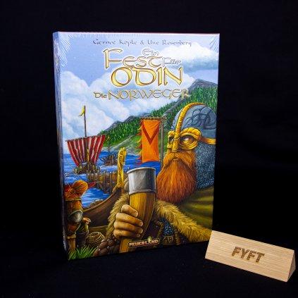 Ein Fest für Odin: Die Norweger - DE (Feuerland Spiele)