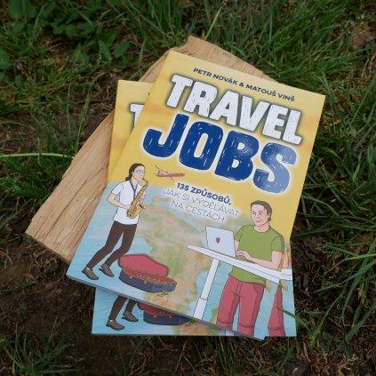 Travel Jobs - kniha