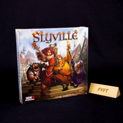 Slyville - EN (Hexy Studio)
